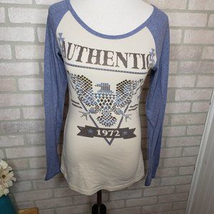Daytrip Authentic Studded Baseball T